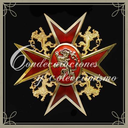 Royal Order of the Lion of Godenu Officer